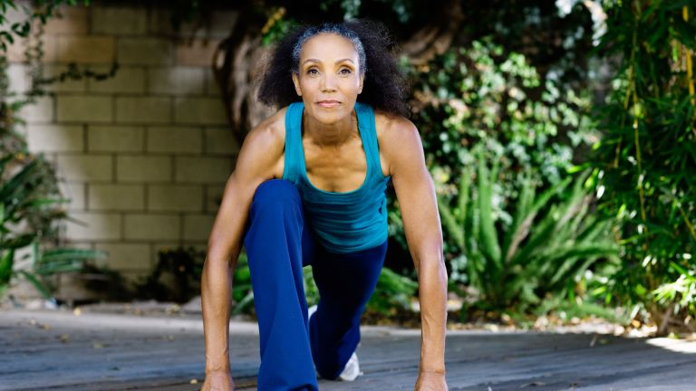 Exercising in middle age