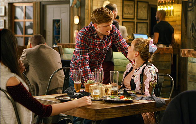 Coronation Street fans split on whether Gemma and Chesney should become an item