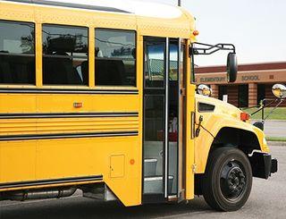 Washington school bus