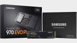 Grab our favourite NVMe SSD, the Samsung 970 EVO Plus 1TB for £155 on Amazon