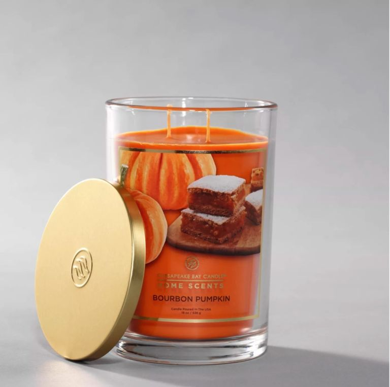 Target candle