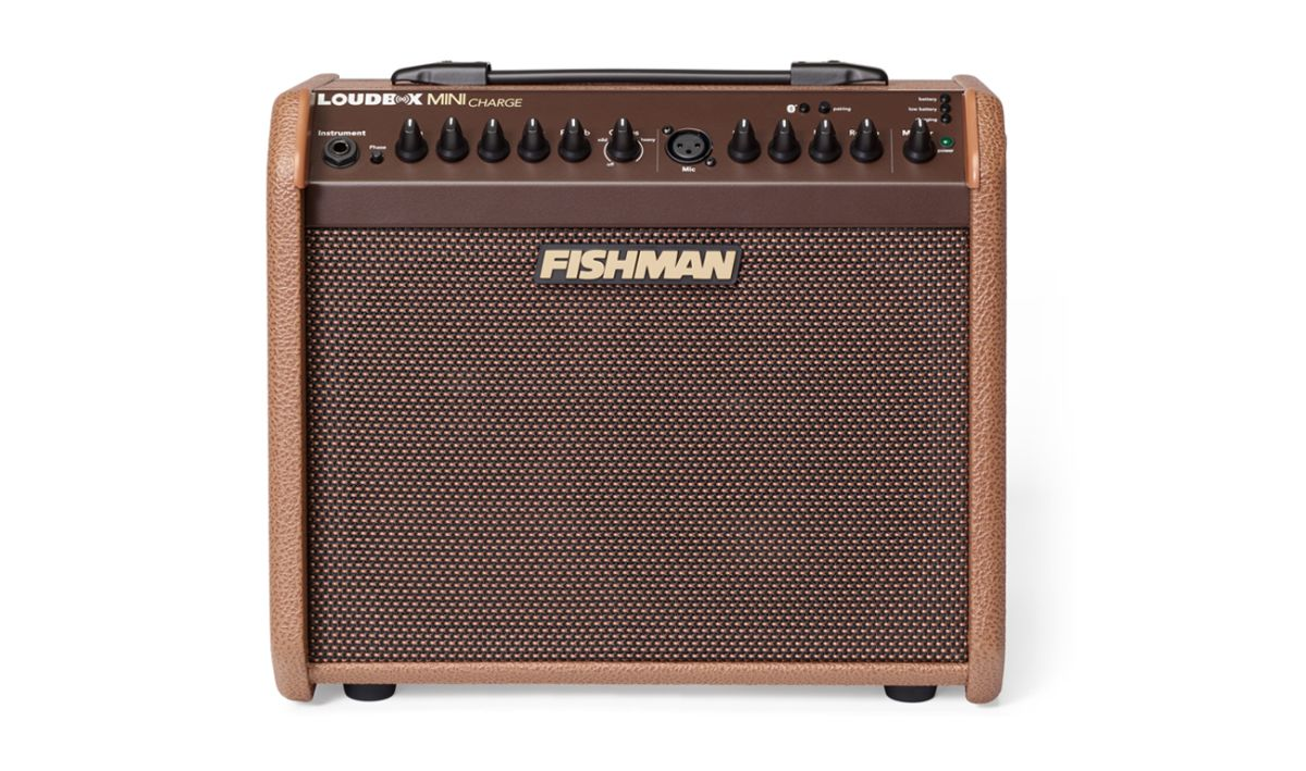 Review: Fishman Loudbox Mini Charge Guitar Amp