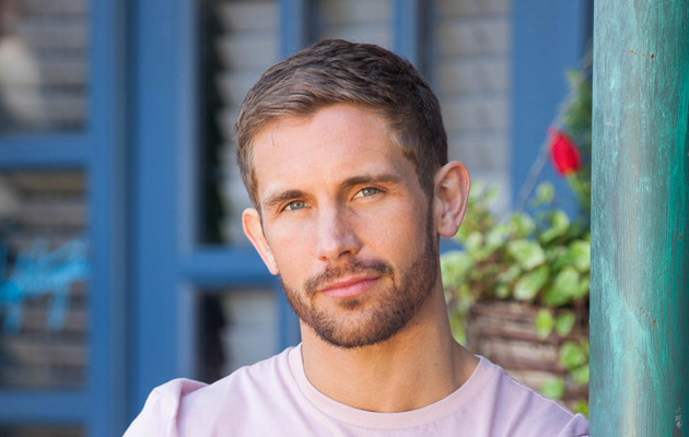BRODY HUDSON IS PLAYED BY ADAM WOODWARD