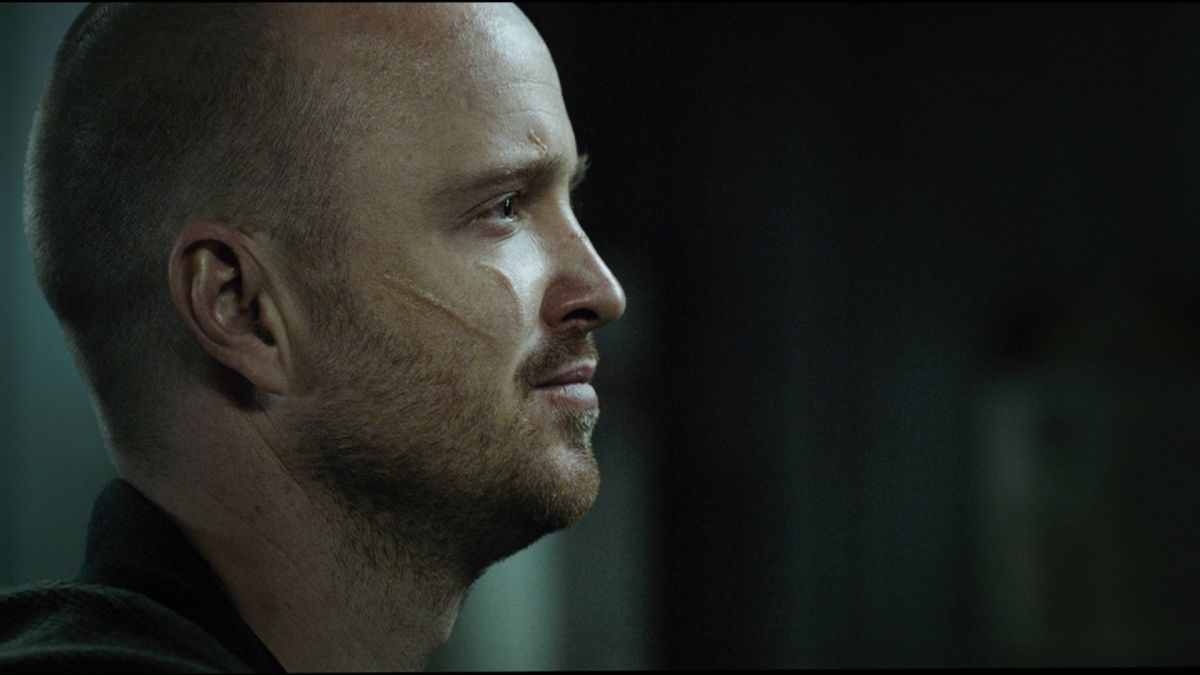 "Aaron Paul on the El Camino deleted scene he ""fought"" to keep in the final movie"