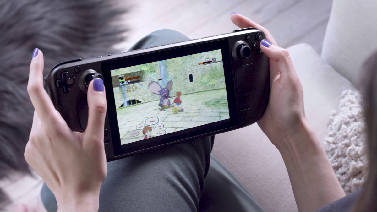 Steam Deck pros and cons: Is a big handheld what PC gaming needs?