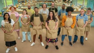 The 12 bakers for 2021's The Great British Bake Off