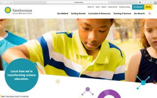 Shift Science Curriculum Towards Inquiry-Based With Free Smithsonian Resource