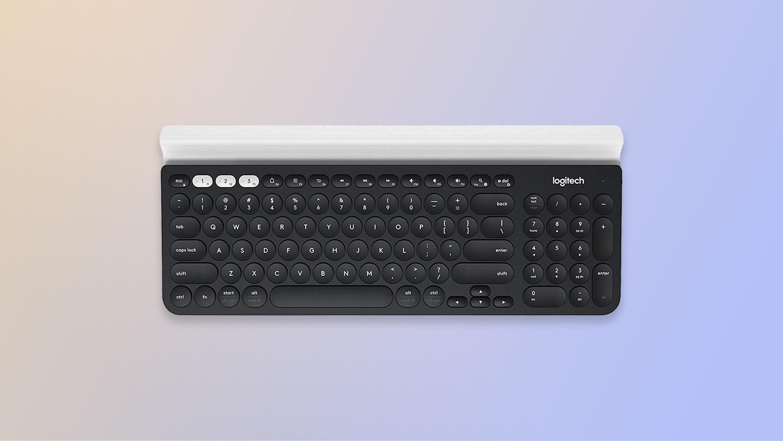 El mejor teclado: Logitech K780