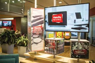 "Bank on ""IT"": Vancity Connects with New Digital Signage Network"