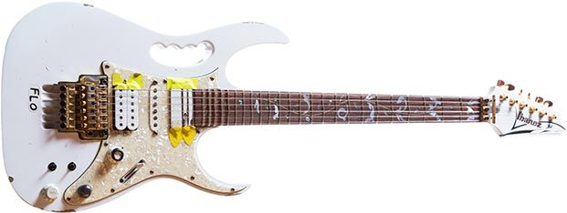 Steve Vai Shares His Private Guitar Collection | Guitarworld