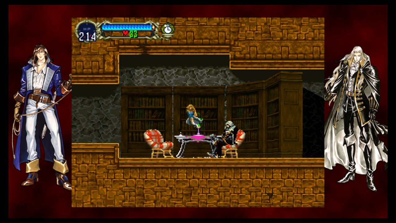 Castlevania Symphony Of The Night And Rondo Of Blood Are Coming To