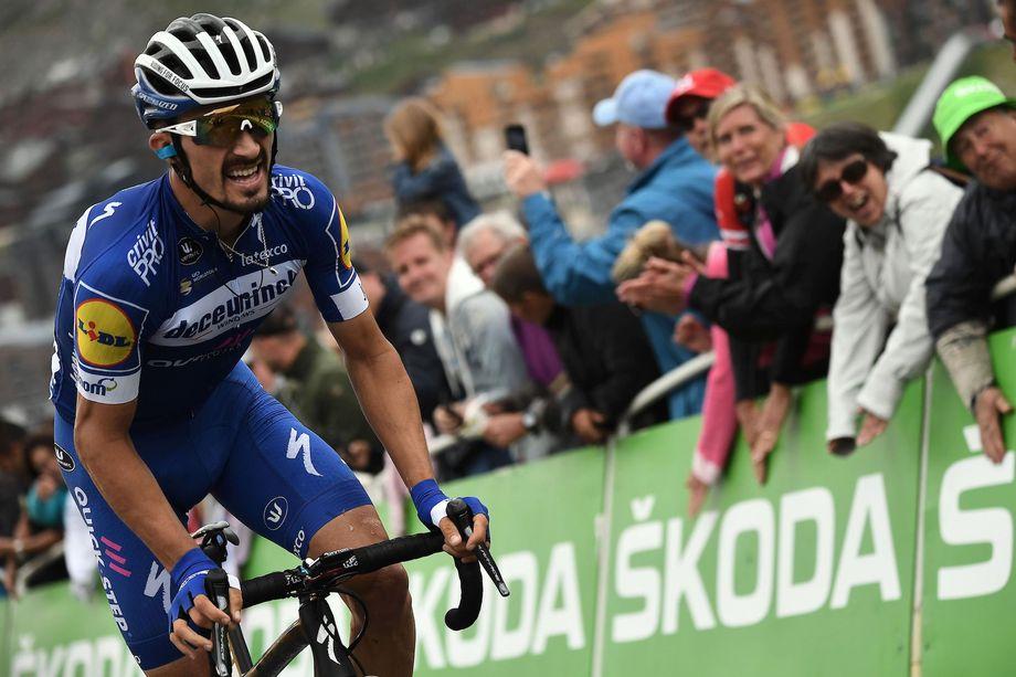 Julian Alaphilippe 'won't go for general classification' at 2020 Tour de France