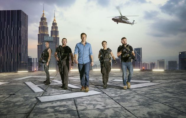 Jamie Bamber joins cast of Sky 1's action series Strike Back