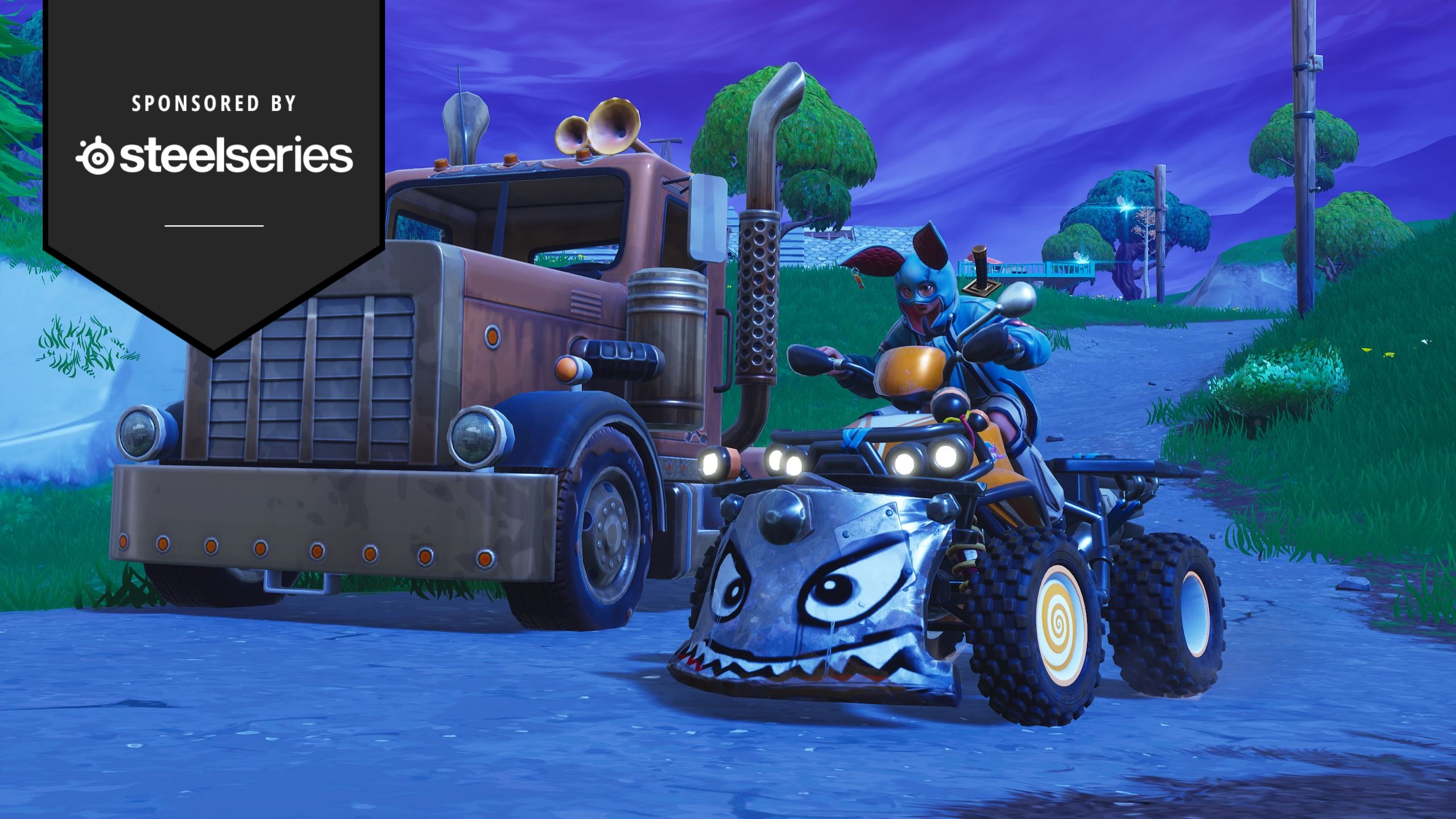 Fortnite Vehicle Time Trial Locations Pc Gamer