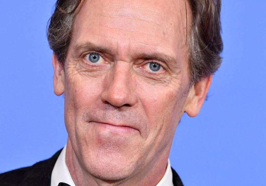 Hugh Laurie to star in big new thriller for BBC1