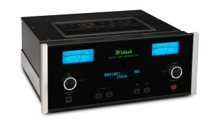 McIntosh marries valve with digital in new C2700 preamplifier