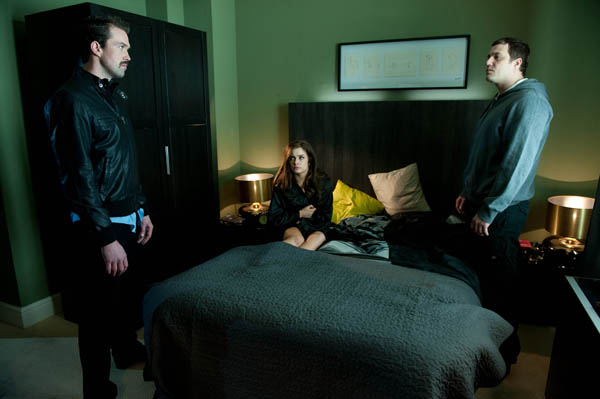 Brendan catches Mitzeee and Warren!
