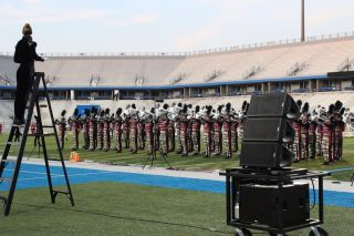 DCI Competition Uses NEXO and Yamaha for Sound Reinforcement