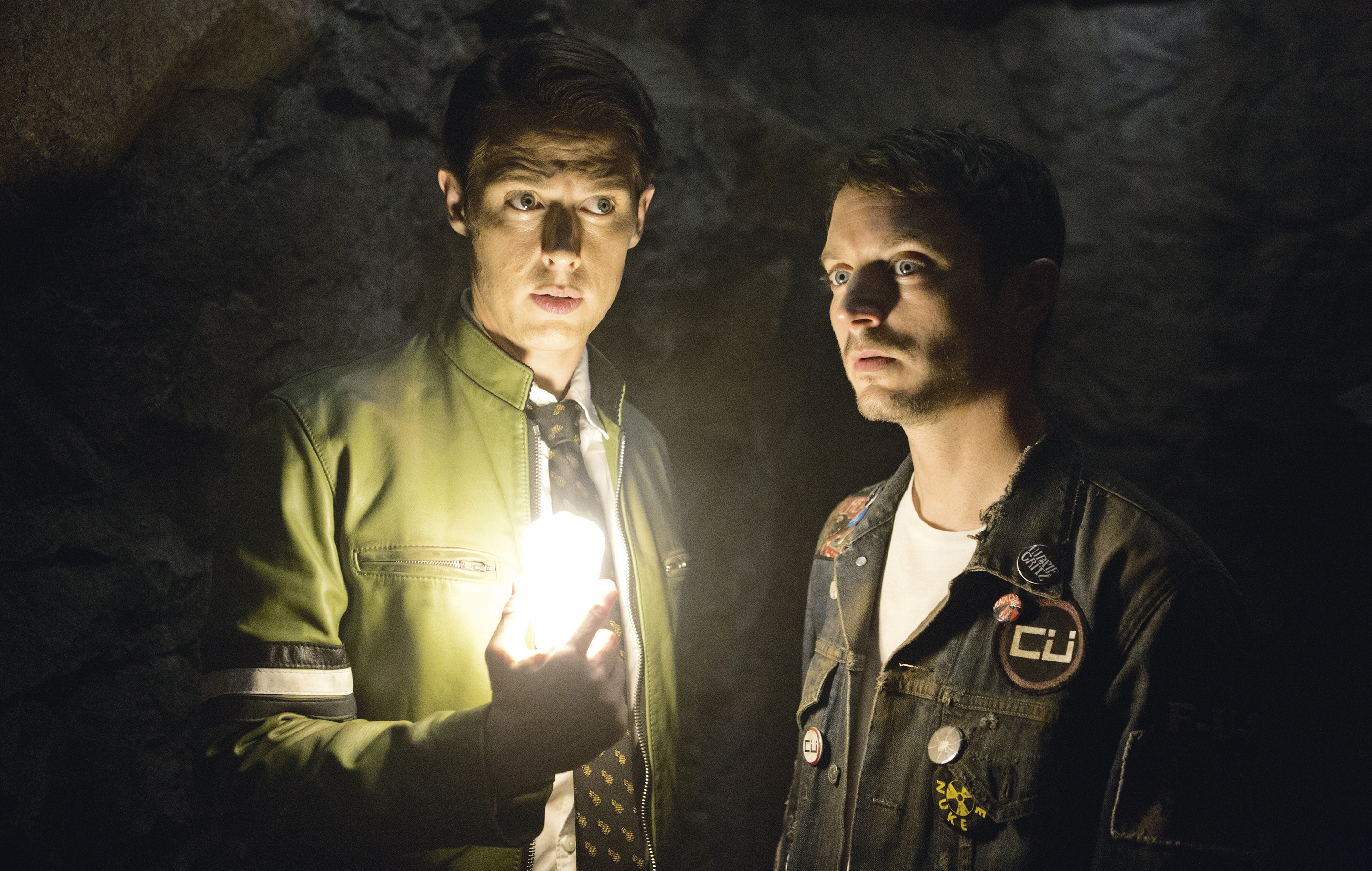 This goofy US show, based on Douglas Adams' novels, features rising British star Samuel Barnett (The History Boys) as Dirk Gently