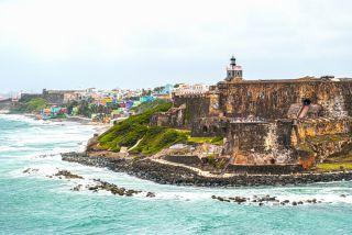 Castillo Puerto Rico