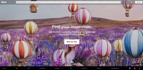 Flickr review