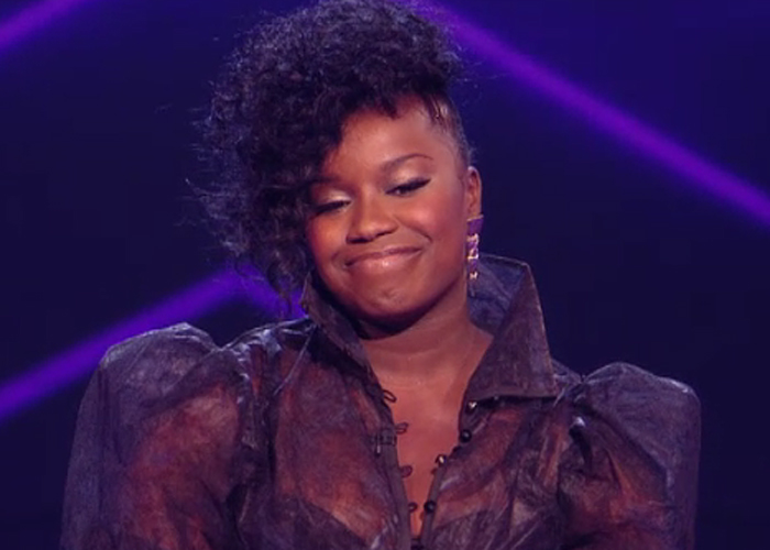 Misha B misses out on X Factor final
