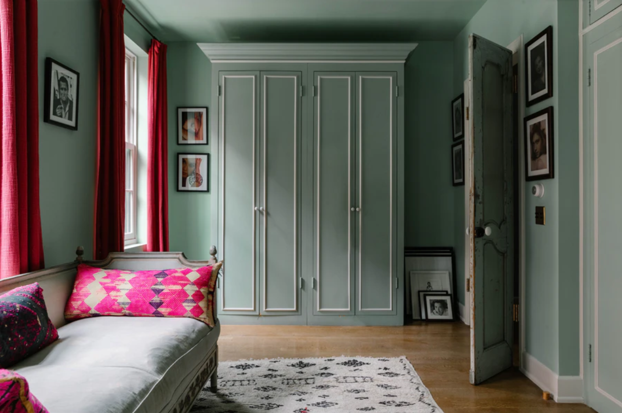 Paint Ideas From 3 Unexpectedly Colourful New York Town Houses