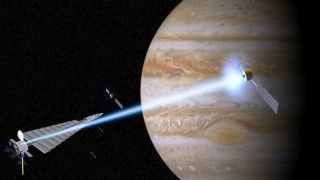 MagBeam Propulsion: To Mars And Back In 90 Days
