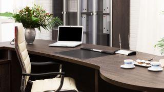 The Best L Shaped Computer Desks Creative Bloq