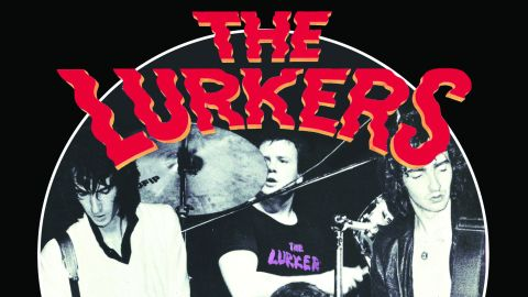 Cover art for The Lurkers - 40th Anniversary Boxed Set album