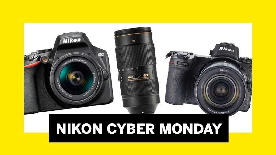 Nikon Cyber Monday deals 2019 - STILL time to save on Nikon cameras & lenses