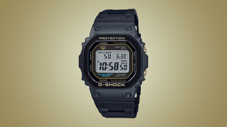You'll never believe how much this titanium G-Shock costs…