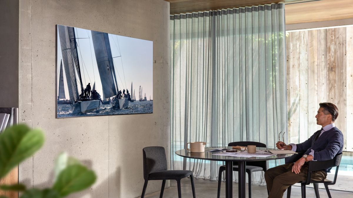 Samsung Q950TS 85-inch 8K QLED TV