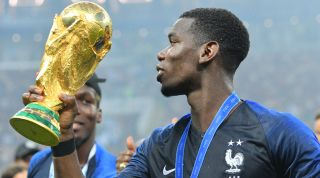 Paul Pogba World Cup