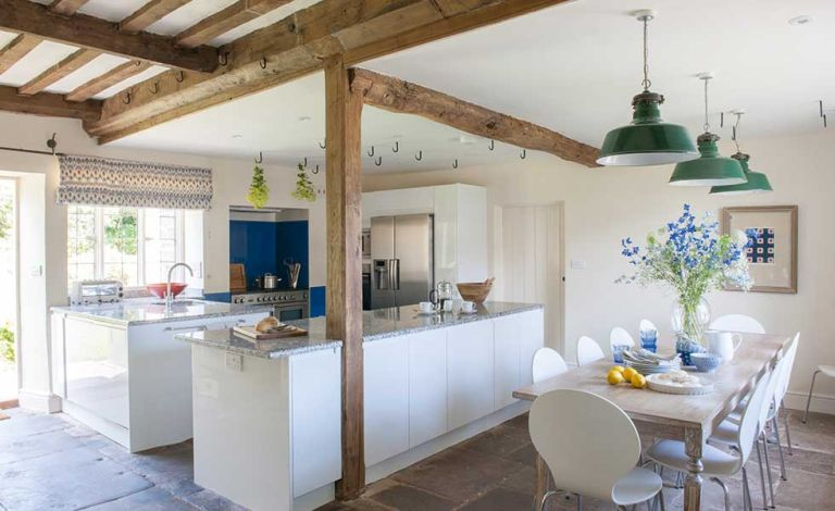 How To Go Open Plan In An Old House Real Homes