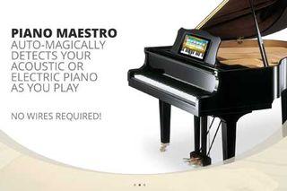 Interactive Piano App Offers Fun & Feedback