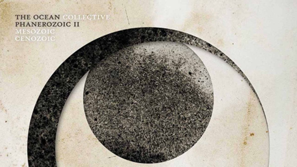 The Ocean's Phanerozoic II album is the conclusion to an epic four billion years in the making