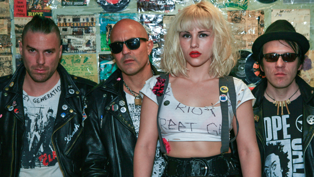 Interview: Barb Wire Dolls Guitarist Pyn Doll on the Return of Punk ...