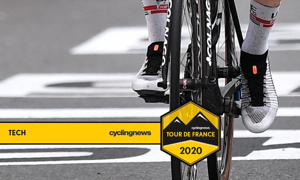 Spotted At The Tour De France Is Dmt About To Launch Something New Cyclingnews