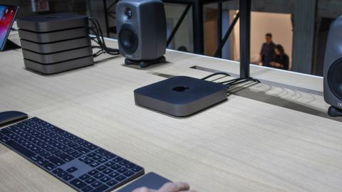 Apple Mac Mini review: back with a vengeance review | TechRadar