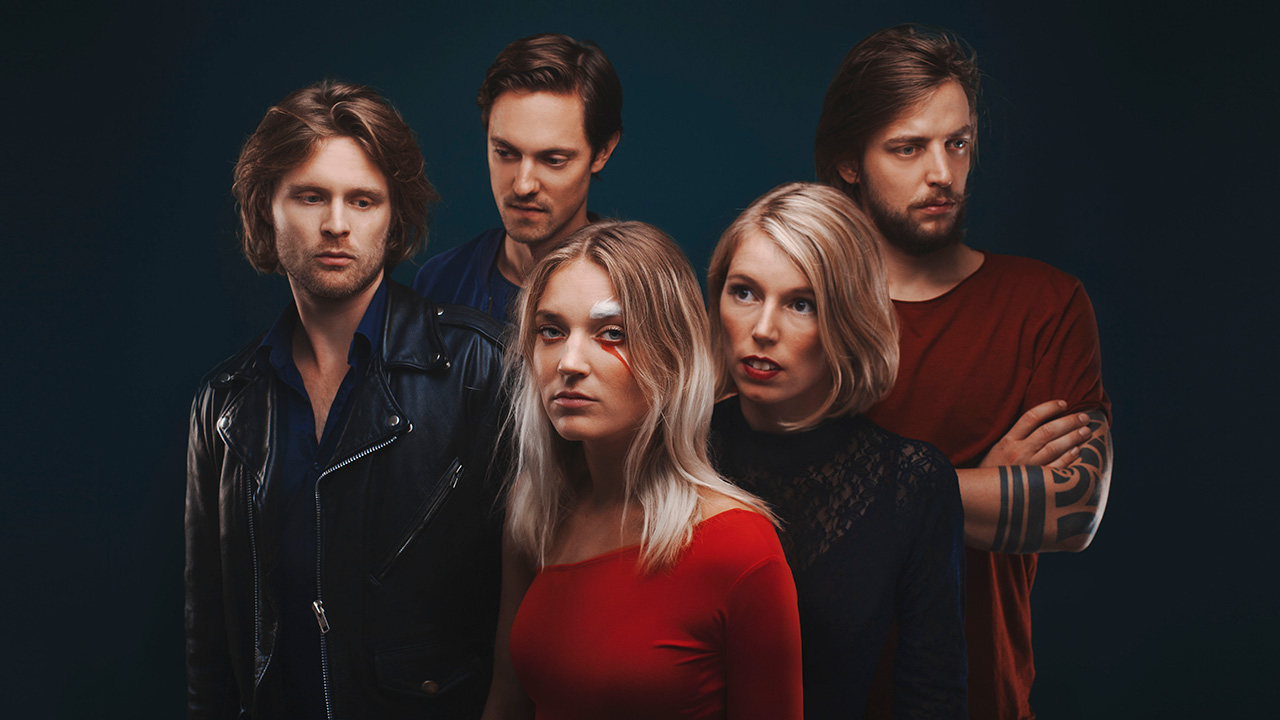 Golden Caves launch crowdfunder for next album   Louder