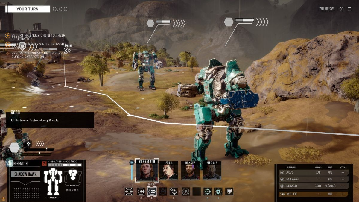 Battletech's first expansion due November 27, two more on horizon
