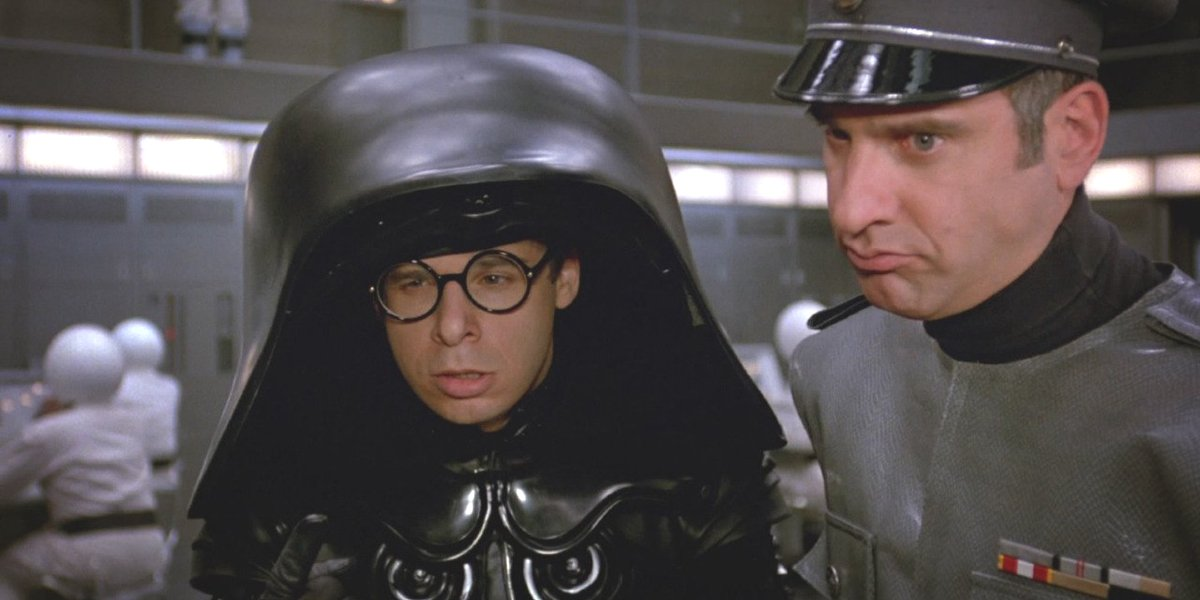 The 10 Funniest Rick Moranis Movies Including Honey I Shrunk The Kids Ranked Cinemablend