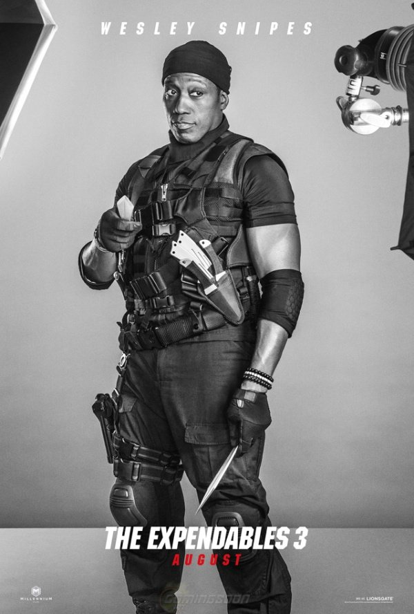 The Expendables 3 Wesley Snipes