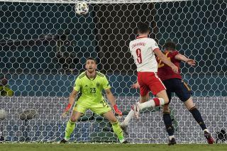 Spain Poland Euro 2020 Soccer