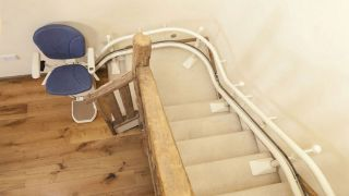 AmeriGlide stairlift review