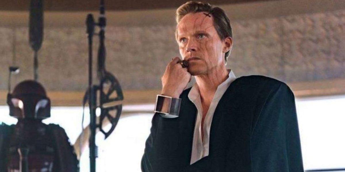 Paul Bettany in Solo: A Star Wars Story
