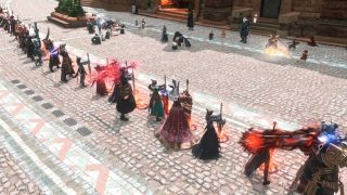 Final Fantasy 14 tribute to Kentaro Miura