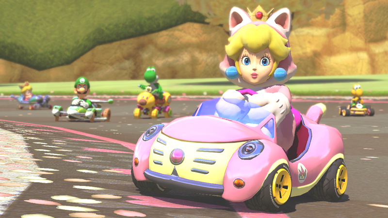 Mario Kart 8 DLC Screenshots Reveal New Characters, Tracks #31831