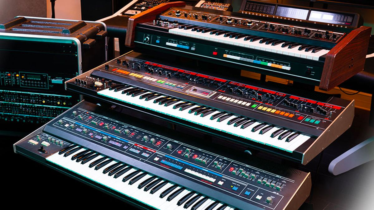 NAMM 2020: UVI's Roland-inspired Saturn and Mercury synths look and sound strangely familiar
